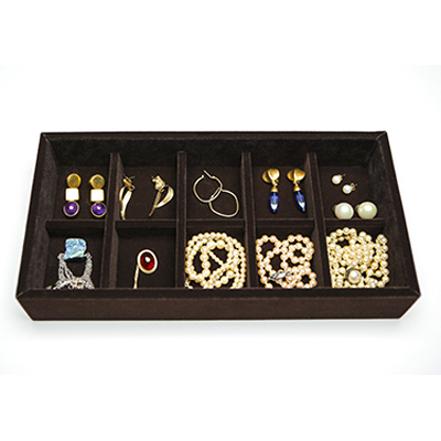 10_compartment jewelry organizers